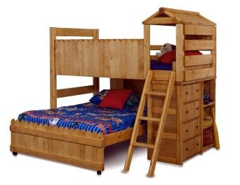 Twin Over Full Loft Bed With Ladder Baby Things I Love