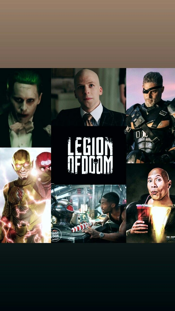 Pin by Dylan🦊🦁🐯🐙🐡 on Dc | Doom movie, Justice league, Dc ...