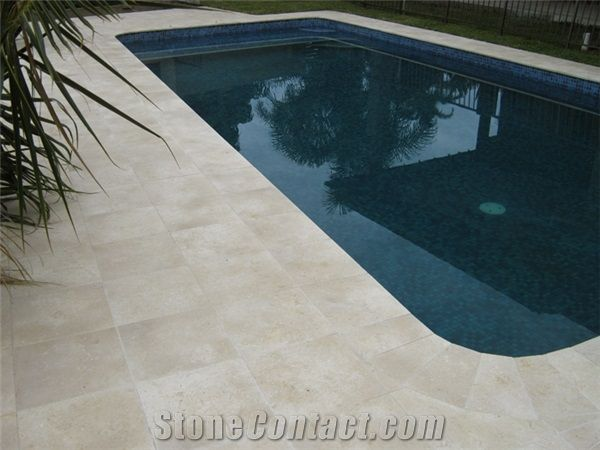 Crema Limestone Bullnose Edge Pool Coping From Australia Stonecontact Com Pool Coping Pool Pool Colors