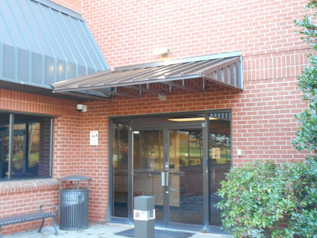 md weaco installation awnings awning maryland parkville baltimore aluminum