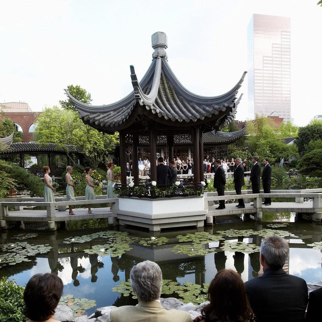 Lan Su Garden, I haven't been here in so long! Soon the
