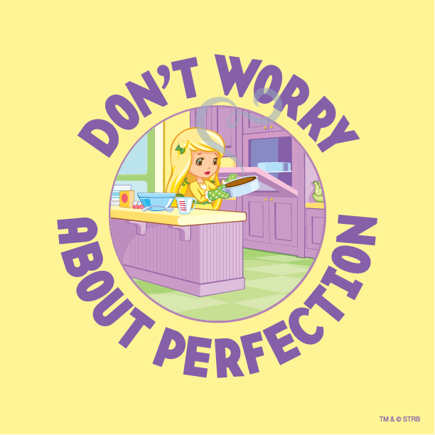 Don't Worry About Perfection, Lemon In 2020