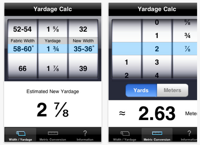 Online Interior Design Yardage Calc App Do It YourselfFun