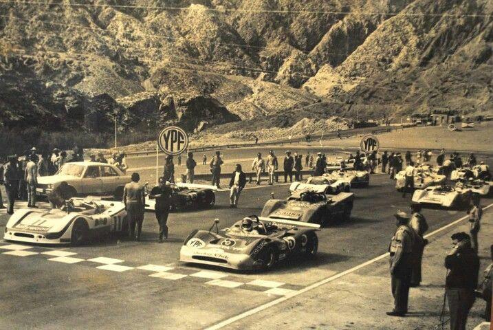 Circuito Zonda San Juan : Carrera de sport prototipos argentinos y brasileros autodromo el