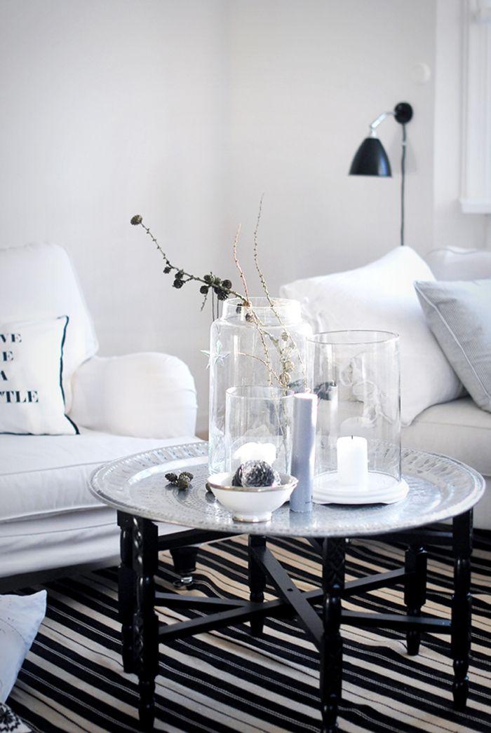 mit glaselementen gro z gige akzente ins wohnzimmer bringen tischdeko tischdeko wohnzimmer. Black Bedroom Furniture Sets. Home Design Ideas