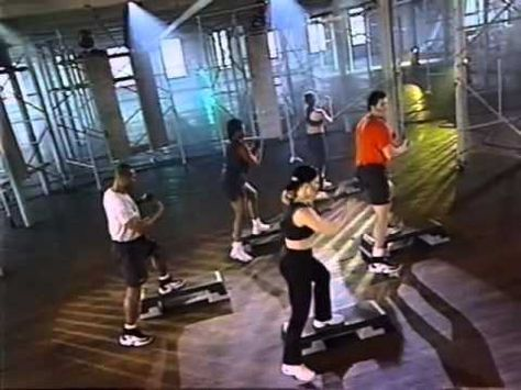 9aaf9a04e59 Step Reebok - Circuit Challenge - YouTube | exercise | Step workout ...