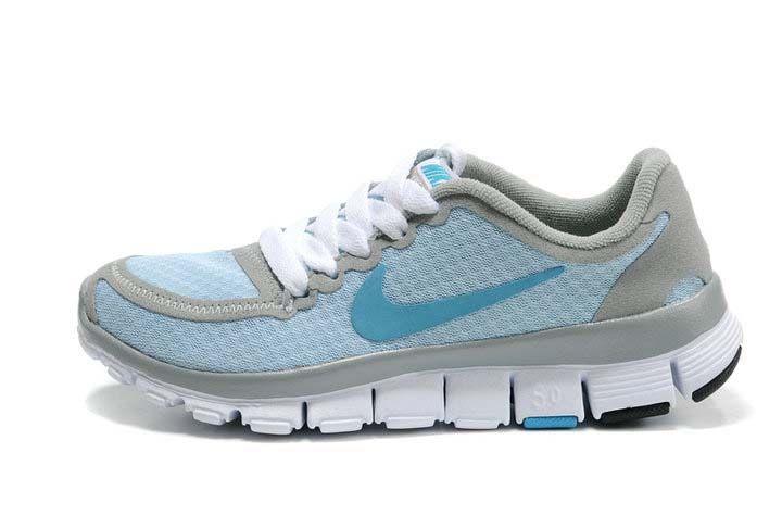 Nike Free 5.0 V4 Blue Grey #Grey #Damenns #Sneakers | Grey