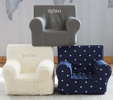 Boys Anywhere Chair Collection Pottery Barn Kids Chairs
