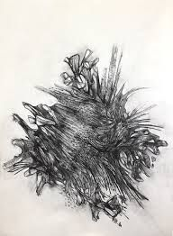 natural textured drawing - Google Search