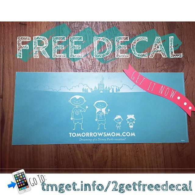 ITS BACK this Freebie is a hot one. Build your own Disney Stick figure family and get a decal made and shipped to you for FREE!! No strings attached! HURRY TAG YOUR FRIENDS   Easy links below  See full details & Fast links at: http://tmget.info/2getfreedecal  Or go Here follow the link in my Bio @Tomorrowsmom Also You can type in the direct link in your browser! for easy instructions and links  #tomorrowsmom #cosmicmothers #feminineenergy #loa #organic #fitmom #health101 #conscience…