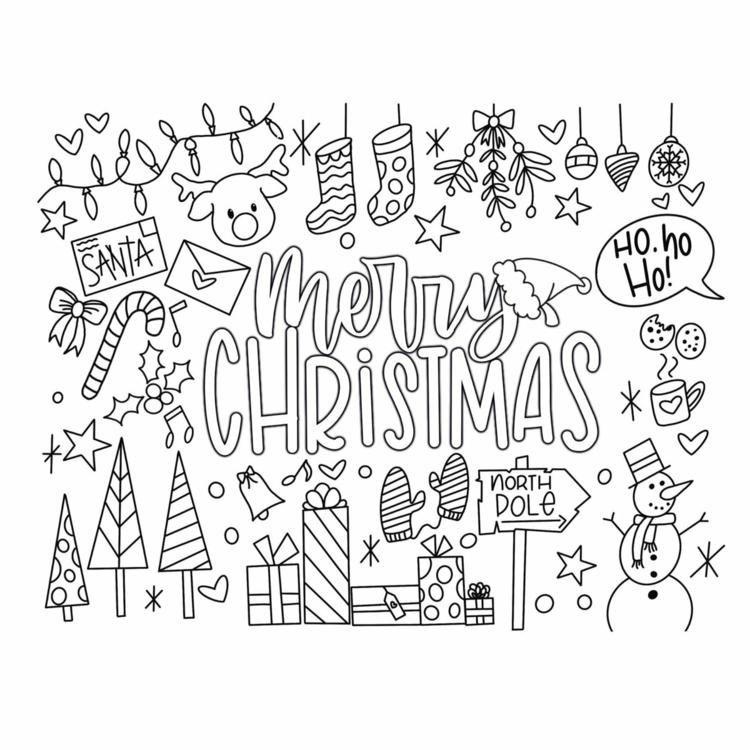 Mit Kreidestifte Fenster Gestalten Weihnachtliche Vorlagen Weihnachtsdeko Malen Weihnachtsmalvorlagen Kreidestifte