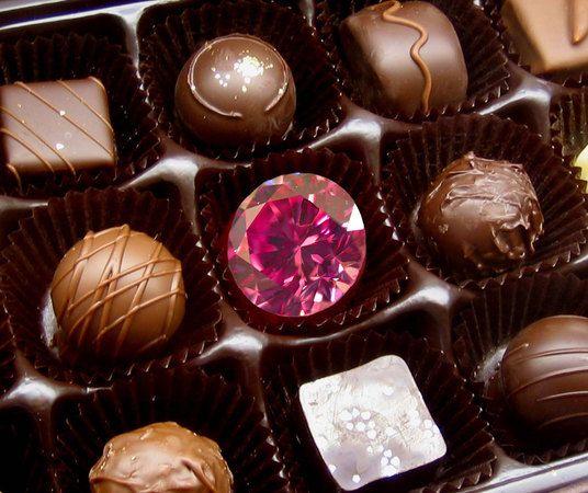 Umm The Diamond Or A Chocolate Food Drink Pinterest Argyle
