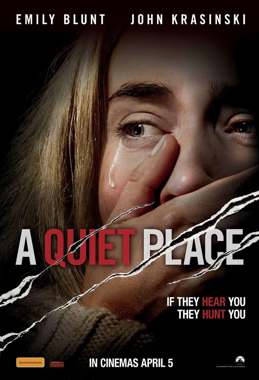 Um Lugar Silencioso Melhores Filmes De Terror Assistir Filmes Dublado Filmes Completos E Dublados