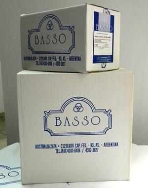 GELATO ZERO ARTESANAL | Laboratorios Basso S.A. - Materias Primas para Heladería y Gastronomía | Capital | Laboratorios Basso S.A.