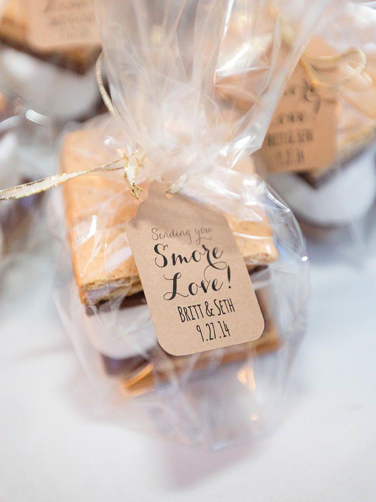 17 Creative Diy Wedding Favor Label Ideas Diy Wedding Favors Cheap Diy Wedding Favors Wedding Favor Labels