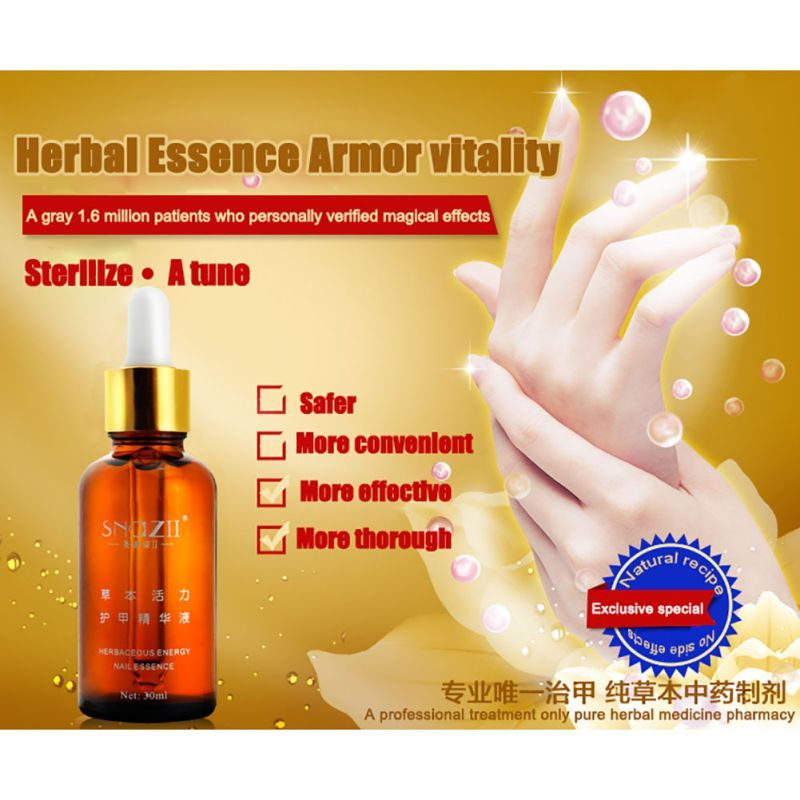 Fungal Nail Treatment Essence Nail and Foot Whitening for Cuticle ...