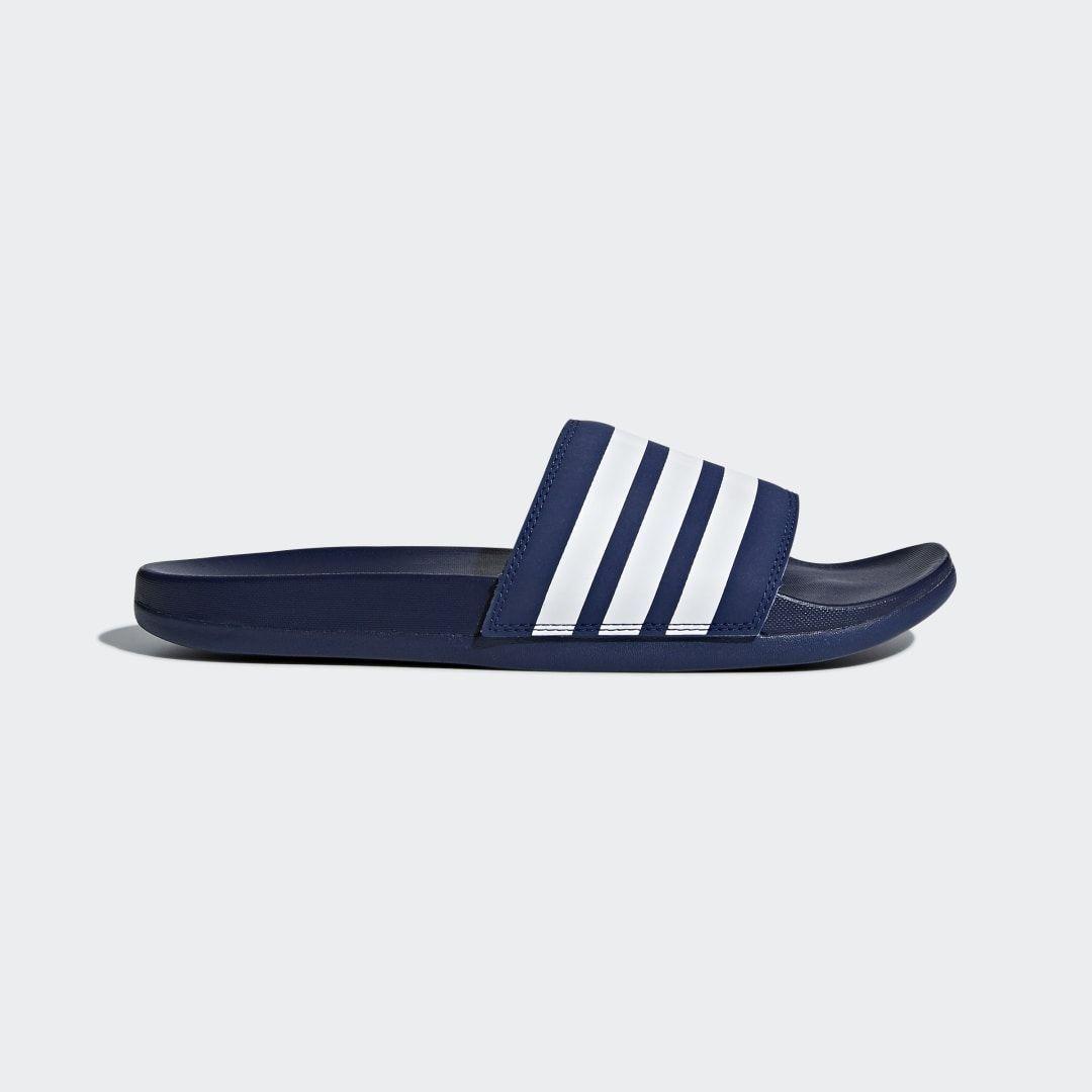 adidas Comfort Adilette - Blau   adidas Deutschland