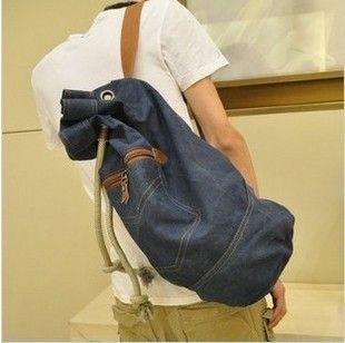 2013 ocasionales al aire libre del dril de algodón de lona del bolso de hombro del bolso del mensajero del bolso Masculinos Bolsas de mensaj ...