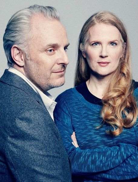 Suzanne Collins and Francis Lawrence – Time Interview Part 1