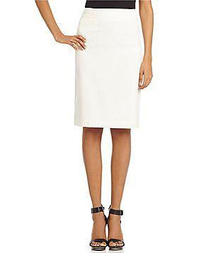 62e8e9157ef7 Calvin Klein Pencil Skirt   Fashion Addiction   Skirts, Calvin klein ...