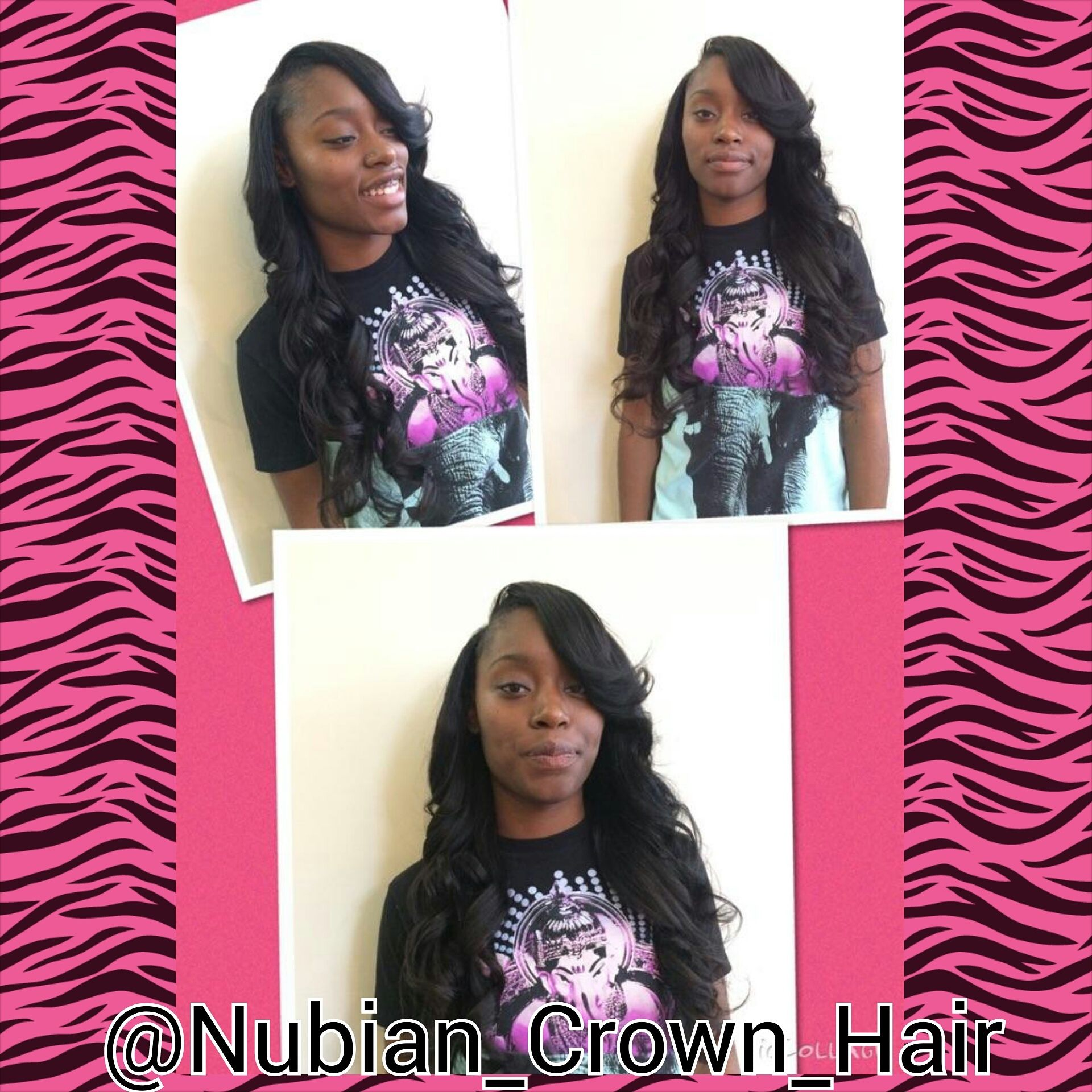 Nubian Crown Hair Royale Celebrity Brayanna Click On The Link To