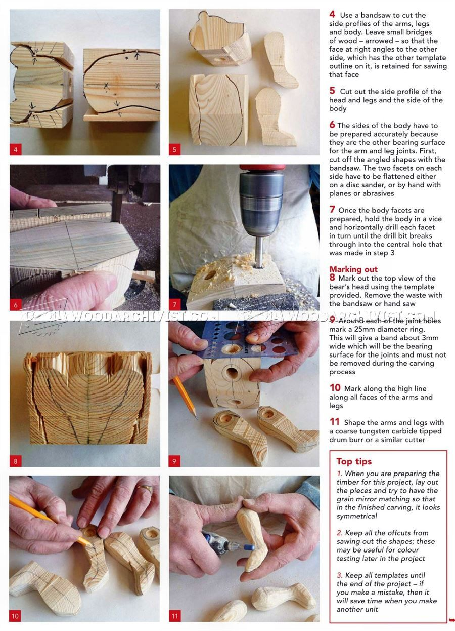 Carving teddy bear wood carving patterns wood carving wooden carving teddy bear wood carving patterns wood carving wooden toy plans dailygadgetfo Choice Image