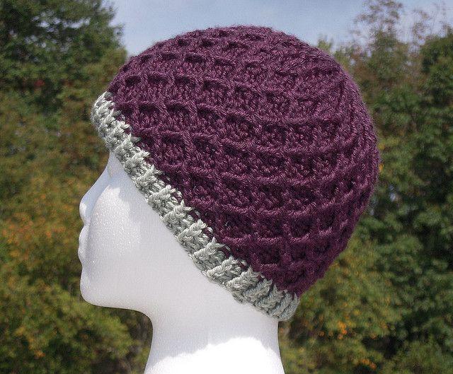 crochet hat - free pattern | Crochet/Knit Hats | Pinterest | Hüte ...