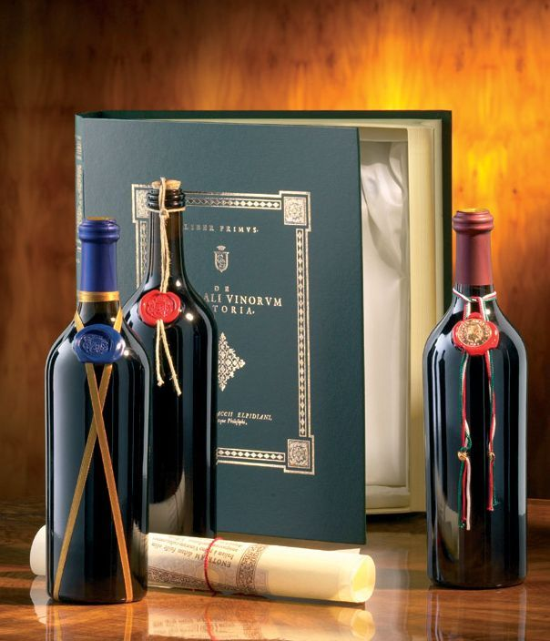 Non-Wine :: Mixed sets :: Libro Italian 3 bottle Red Wine Set - Pieroth