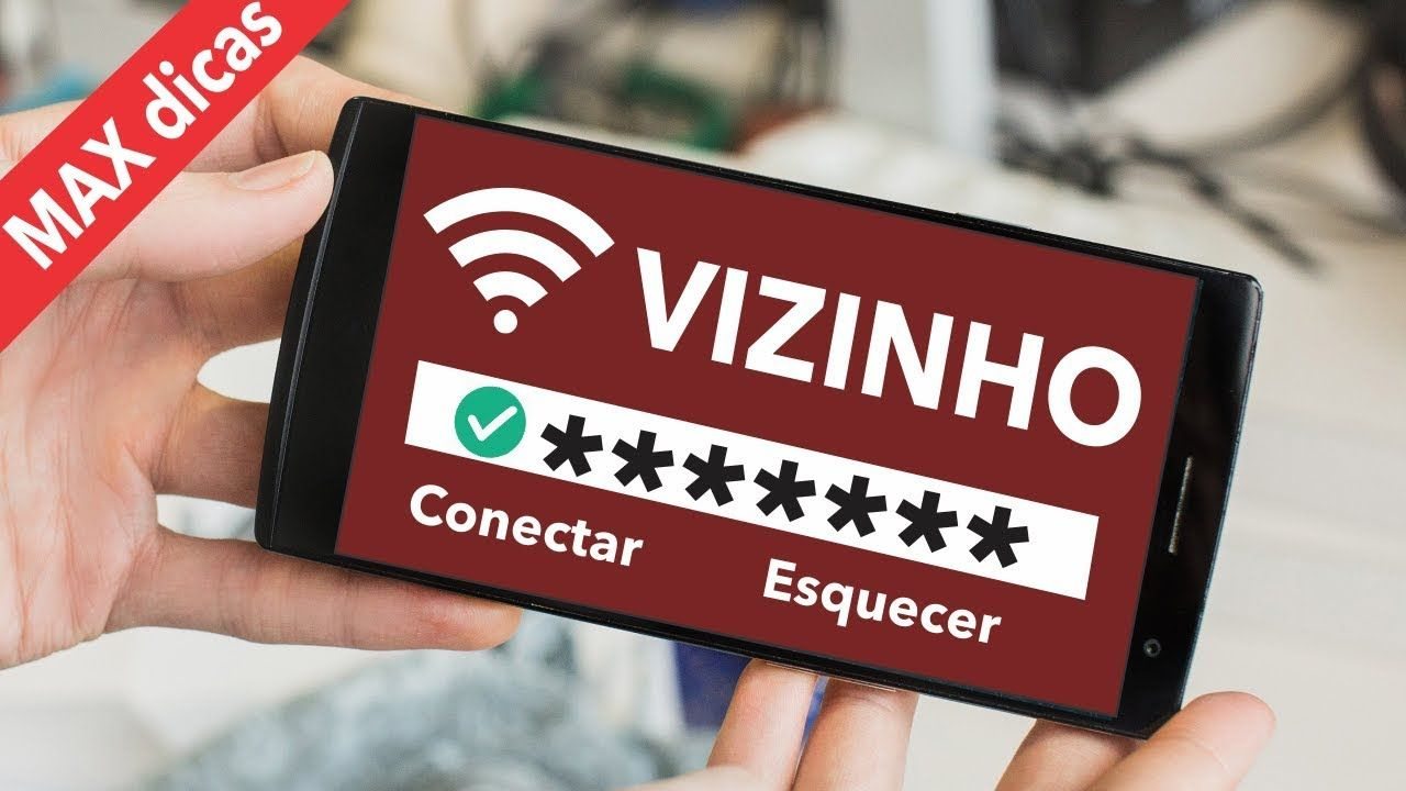 Como Descobrir A Senha Do Wifi Ja Conectado Como Descobrir A