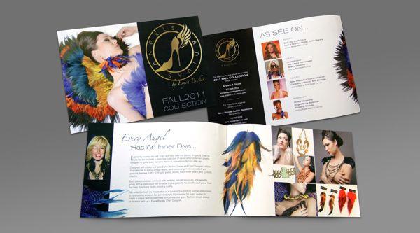 Beautiful Corporate Brochure Design Ideas / Examples Graphic