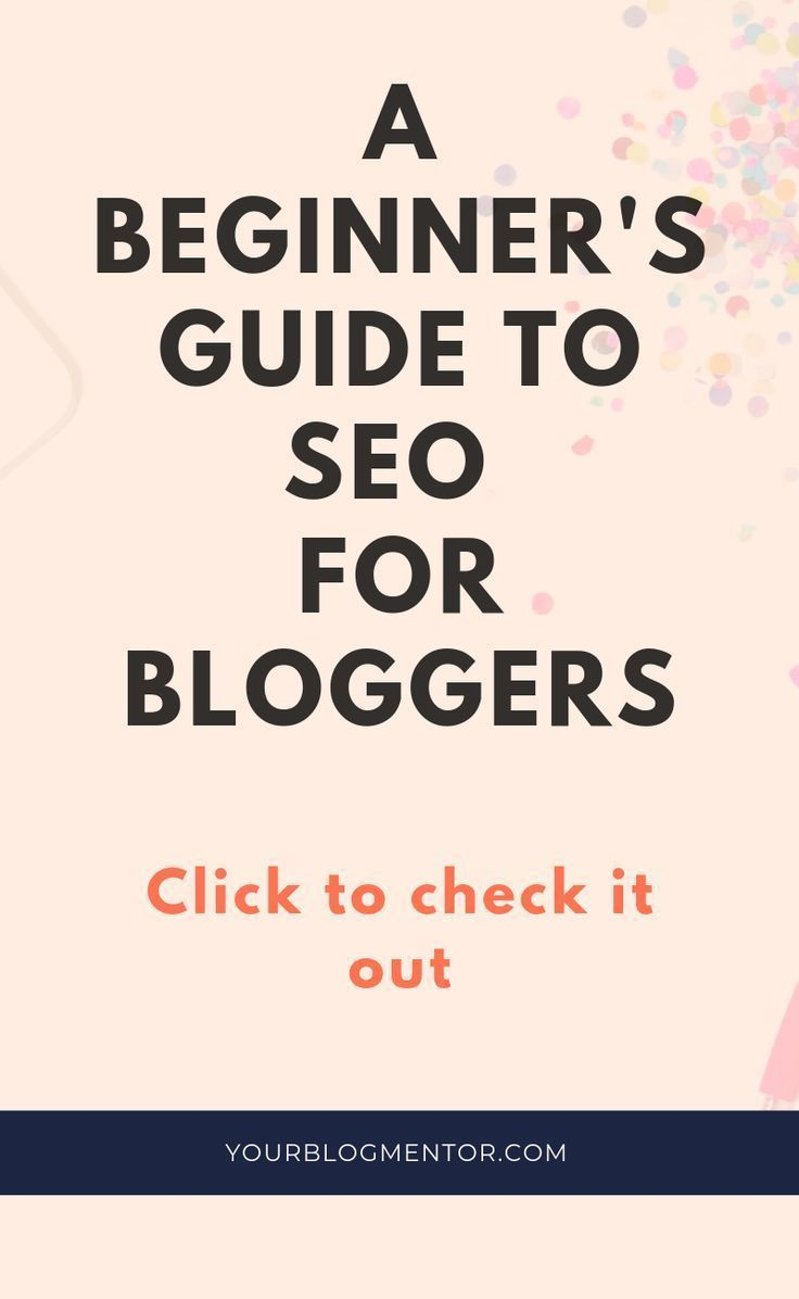 Getting organic search traffic can be really hard if you don't know what to do. Here's a comprehensive beginner's guide to SEO for bloggers to give you some real insight on search engine optimization.  #seo #search #engine #optimization #tips #tricks #organic #traffic