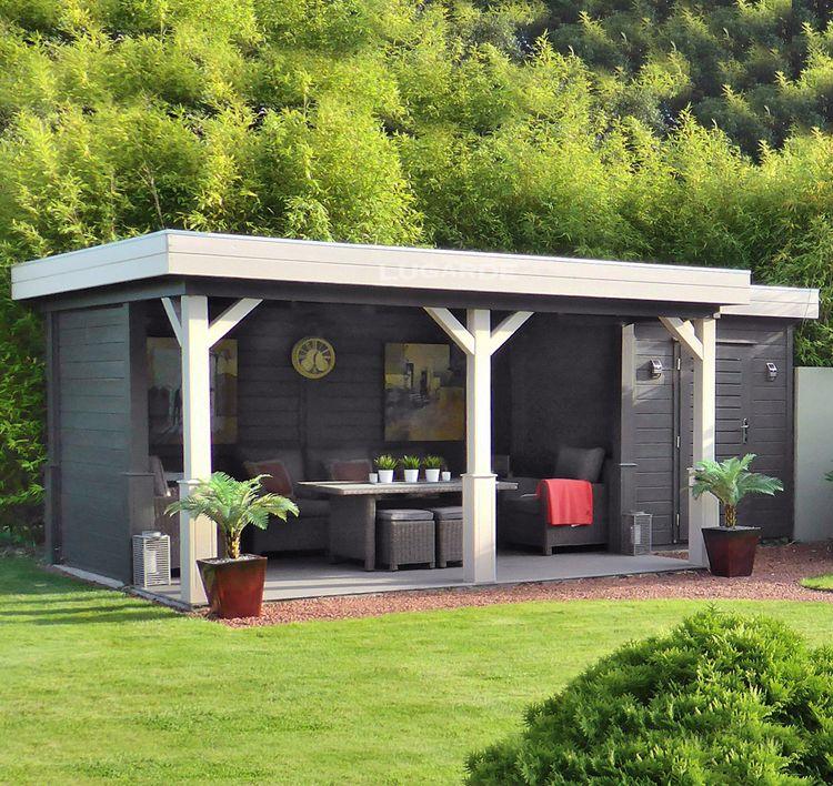Create Your Own Garden Building In
