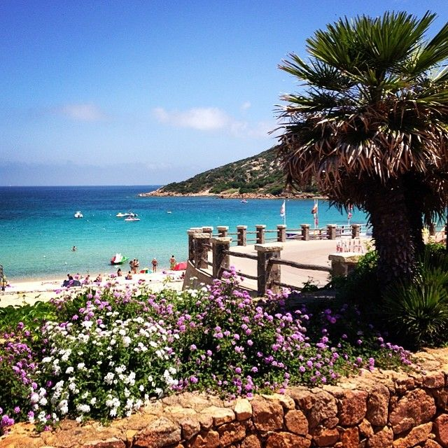 Baja Sardinia Sardinia Italy European Destination