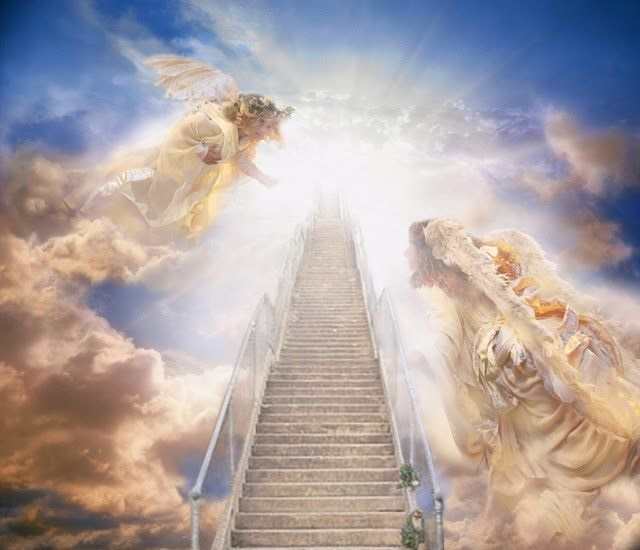 picture of jesus welcoming us into heaven | images of jesus in