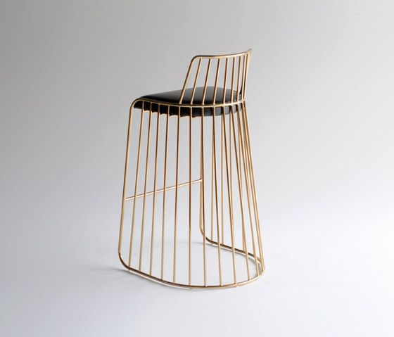 Perfekt BRIDEu0027S VEIL STOOL WITH BACK   Barhocker Von Phase Design | Architonic
