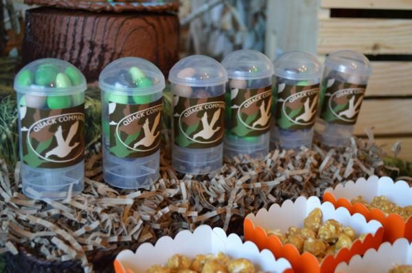 Find This Pin And More On Party Ideas Favors Photo 21 Of Duck Dynasty