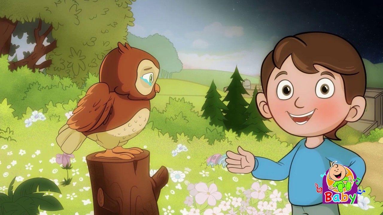 البومة بدون إيقاع طيور بيبي Arabic Cartoon Without Music About An Owl Cartoon Kids Islamic Cartoon Cartoon