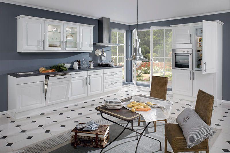 Modular Kitchens | Contemporary & Classic Kitchen | Quba ...
