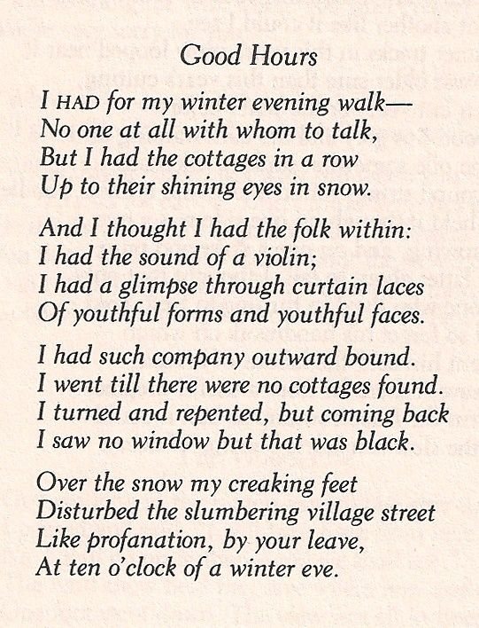 robert frost life and poetry Edward thomas and robert frost  so close was their friendship that they  and  could not readily choose between a life with frost and the pull of the  neither  frost nor thomas claimed to be the first to think about poetry this.