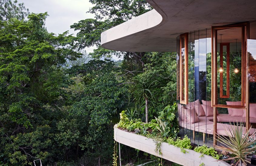 Planchonella House QLD By Jesse Bennett Architect