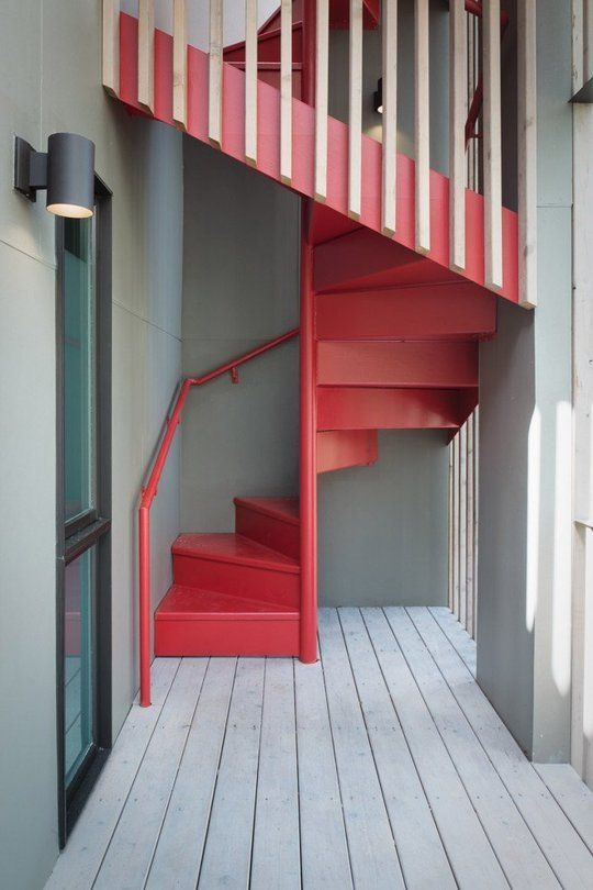 Best Decor Inspiration 10 Cheerful And Colorful Staircases 400 x 300