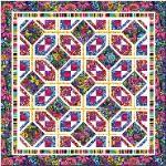 "Free Pattern, ""Midnight Maze"" Nancy Mahoney Designs"