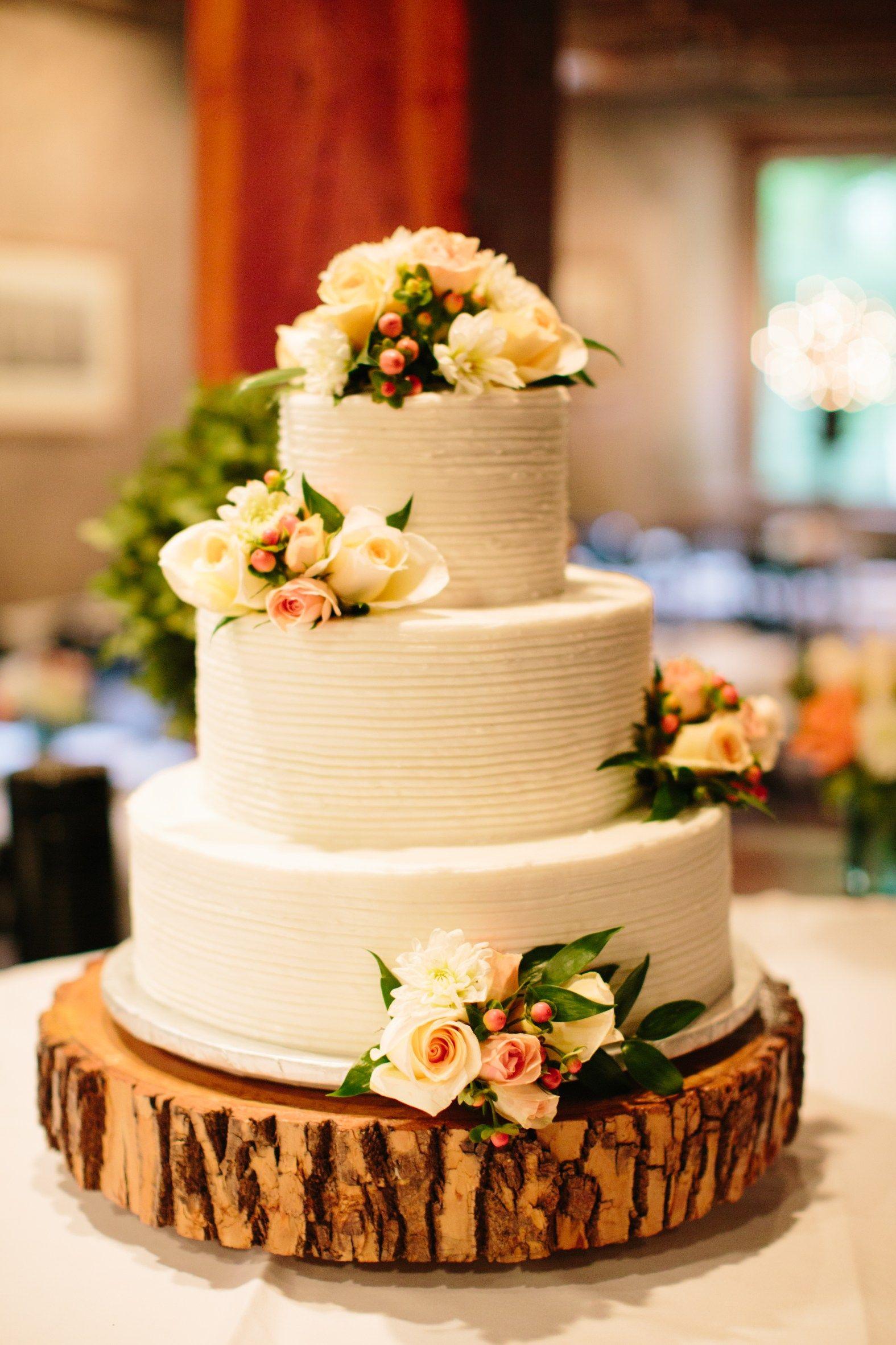 rustic elegant wedding cake | Wedding and Marriage | Pinterest ...