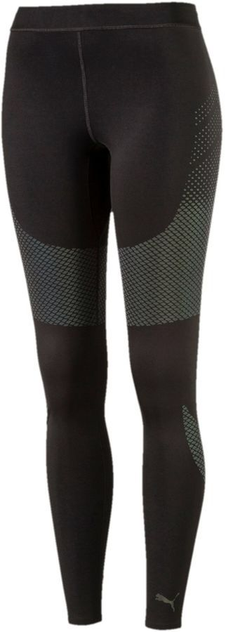 Puma Men\u0027s reflective running tights, compression leggings, training pants,  soccer, futsal,