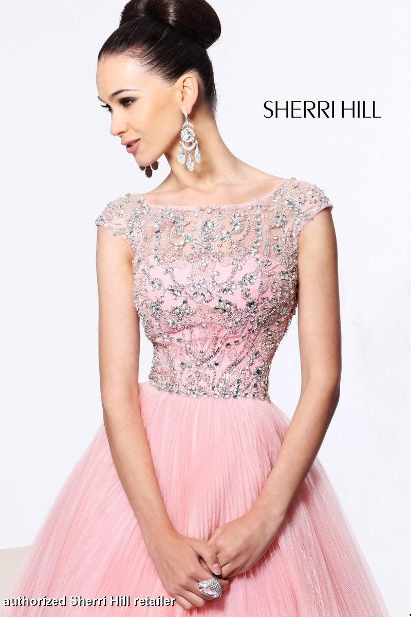 Sherri Hill 2984 Sherri Hill Susan Rose Gowns, Dresses, Mother of ...