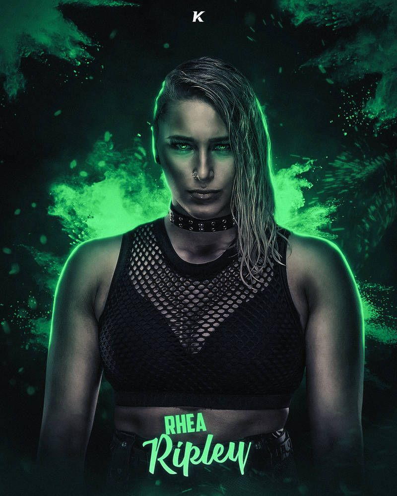 Rhea Ripley Wwe By Shadykt26 Wwe Divas Bikini Wwe Girls Female Wrestlers