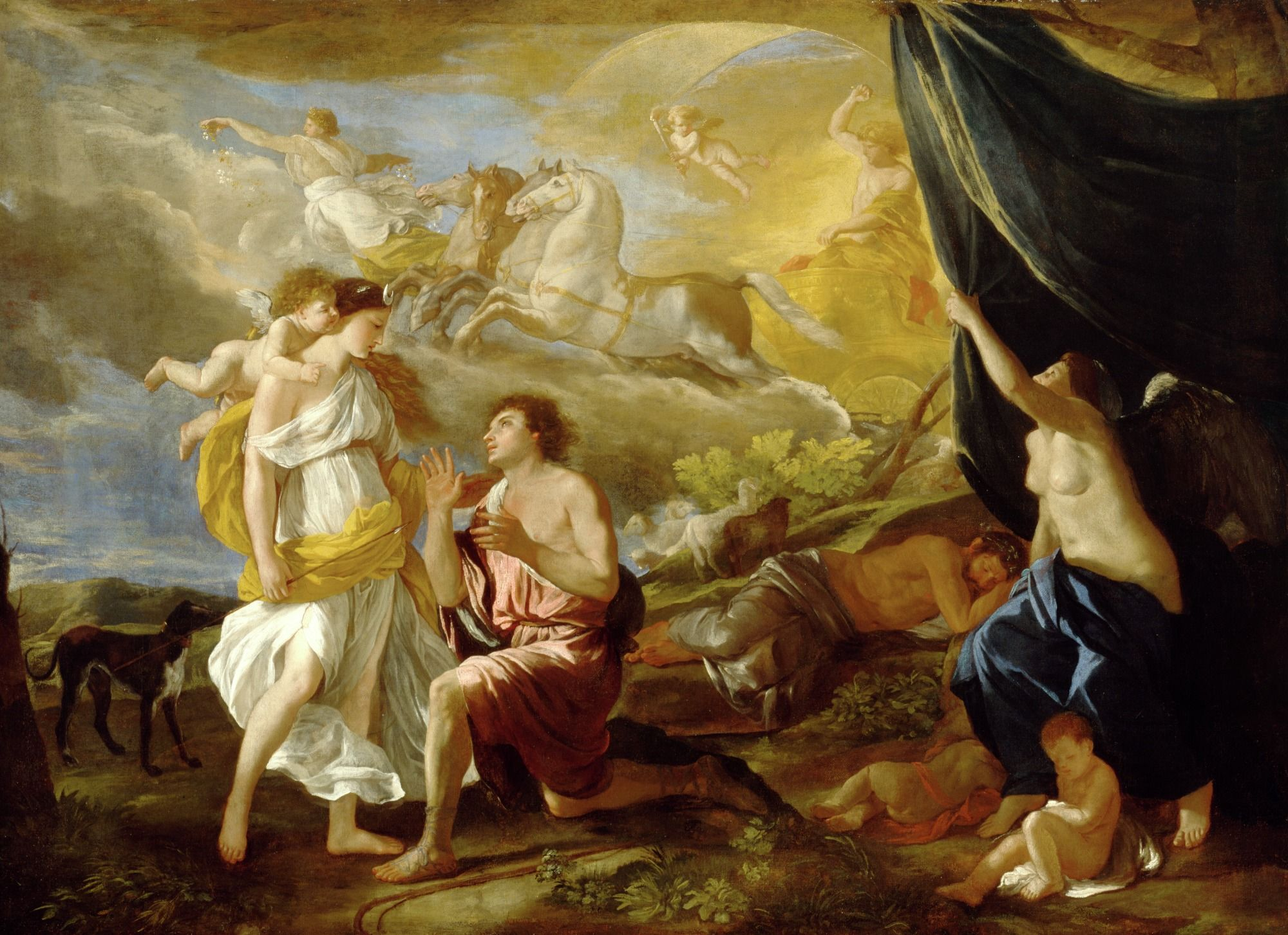 greek mythology and nicolas poussin essay Plutarch essay solon and  plutarch deliberately devised scripts in manners such that he could revise the greek religions and platonism  nicolas poussin greek.