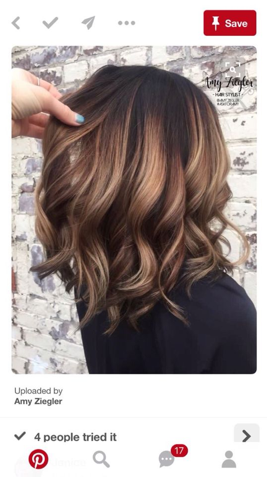 Pin by Ali Barnard on Hair Inspiration | Pinterest | Hair style ...