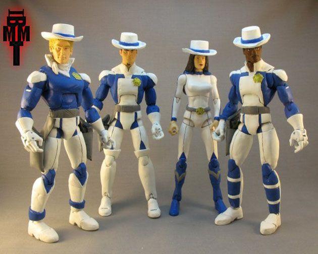 Galaxy Rangers Toys Action Toys Childhood Toys Retro Toys