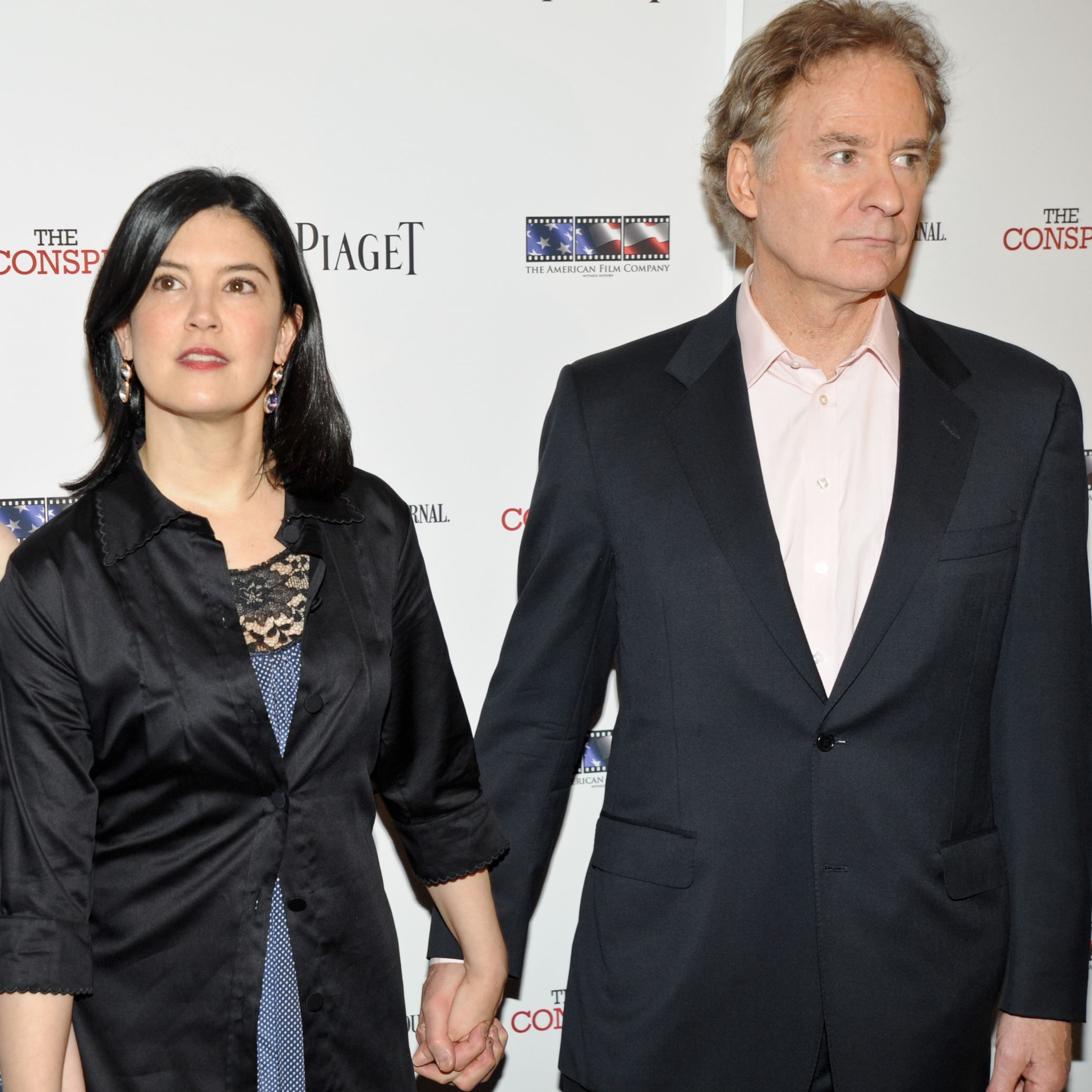 Remember these celebrity crushes look at them now phoebe for Phoebe cates and kevin kline wedding photos
